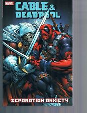 Cable & Deadpool Vol 7: Separation Anxiety by Nicieza & Lim 2007 TPB Marvel