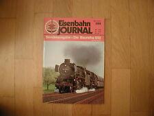 Eisenbahn Journal Sonderausgabe Die Baureihe 042