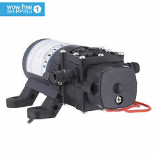 New RV Marine DC 12V 3.8L/Min 35 PSI Fresh Water Diaphragm Self Priming Pump