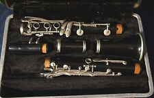 Nice Used BUNDY Resonite Selmer Clarinet and Case