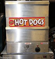 Apw Wyott DS-1A Hot Dog Steamer Retail Hot Dog Machine