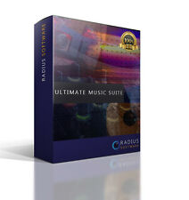 PRO DJ Software + Drum Sequencer + Music Studio. With handy user guides!!