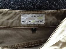 Mens Dkny Jeans - W31 L32 - Sand Colour Wash -Great Condition