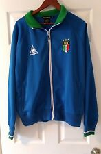 Le Coq Sportif Italia 1982 Soccer Champions Jacket Men Size XL  Rare/Collectible