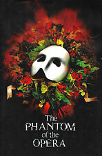 "Earl Carpenter ""PHANTOM OF THE OPERA"" Andrew Lloyd Webber 2007 London Program"