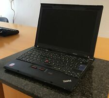 KOMPAKTES NOTEBOOK IBM LENOVO THINKPAD X200 WLAN WEBCAM UMTS WINDOWS AKKU USB