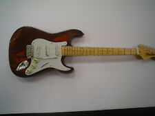 Miniature Guitar (24cm Tall) : RORY GALLAGHER STRATOCASTER