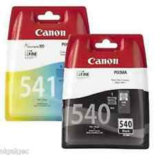 COLOUR CL-541 CL541 AND PG-540 PG540 BLACK PIXMA MG2150 MG2250 MG3150 MG3250