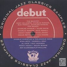 NEW - Debut: Original Jazz Classics Sampler by Various Artists