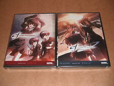 ef: A Tale of Memories & ef : A Tale of Melodies  Complete Set NEW R1 DVD Anime