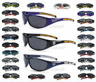 NFL Football 3 Dot Sports Wrap Sunglasses - Team Logo - Pick your team!