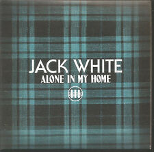 "JACK WHITE ""Alone In My Home"" PROMO CD Cardsleeve"