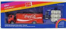 Ford Coca Cola Delivery Truck 1/55 Siku 2918 Germany MB