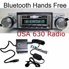Bluetooth 62 63 64 65 Nova Chevy 2 Radio USA 630 II AM/FM iPod Dock USB