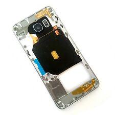 100% Samsung Galaxy S6 Edge+ laterale mascherina Nera+fotocamera posteriore