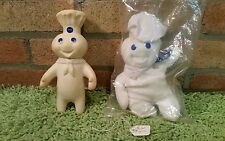 "Vintage 1971 PILLSBURY DOUGHBOY COOKING Advertising Doll Figure TOY 7"" Also 1997"