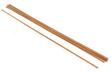"""Javis ms11618 - 1 pezzo x 1/16"""" x 1/8"""" x 36"""" in mogano BARCA il fasciame fisso dello strip legno"""