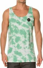 NWT Men's RVCA Koolin Out Tie Dye Tank Top Shirt Surf Skate Size Extra Large XL