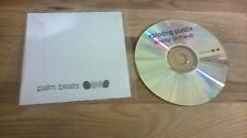 CD Indie Xploding Plastix - Amateur Girlfriends (10 Song) Promo PALM BEATS