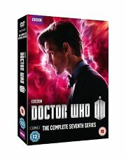 Doctor Who - The Complete Series 7  Matt Smith, Jenna-Louise Coleman DVD Box Set