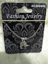 Fashion Jewelry Necklace With two Children Kissing