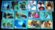 1982 Topps  E. T. THE EXTRA-TERRESTRIAL -  87-card set