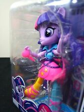 My Little Pony Equestria Ragazze Mini Rockin Twilight Sparkle poseable Figura Bambola