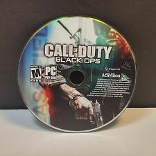 Call of Duty: Black Ops (PC, 2010) DISC ONLY