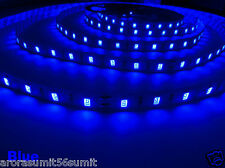 5M Blue SMD 5630 High Quality non-w.proof 300LEDs Flexible LED Strip Light