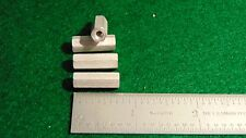"(4) Concord Aluminum Threaded Stand-off 1/4""Hex x 3/4""L 6x32  NOS"