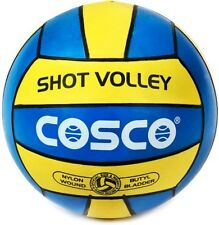 Branded Genuine COSCO SHOT Volley Ball Size-4 (Rubber Moulded Volleyball)