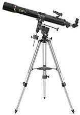 National Geographic Refraktor Teleskop schwarz