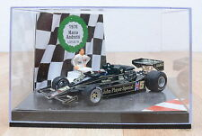 Quartzo WC02 F1 Lotus 78 World Champion 1978 Mario Andretti / Neu / 1:43