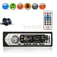 AUTORADIO STEREO AUDIO AUTO RADIO FM LETTORE MP3 USB SD AUX INPUT CON TELECOMAND