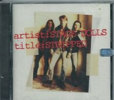 "STAGE DOLLS - ""STRIPPED""    (BRAND NEW & SEALED '92 POLYGRAM RECORDS ISSUE)"