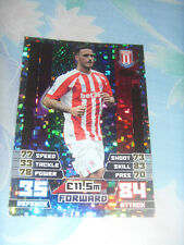 BN KFC Barclay Premier League Soccer Match Attax Attack Trading Game Card (J)