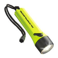 Pelican 2400-010-245 2400C Yellow StealthLite Xenon Flashlight With Lanyard