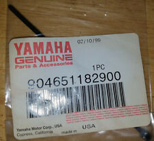New Old Stock OEM Yamaha Waverunner 90465-11829-00 Nipple Clamp Zip Tie Style $