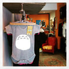 Totoro Belly Inspired Baby Grow Bodysuit Anime Studio Ghibli Baby Grow Cute kids
