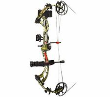 PSE RTS Brute Force MH Hybrid Cam RH Country Camo 2970 Bow Package 1611MHRCY2970