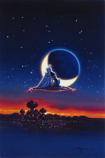 Magical Journey - Rodel Gonzalez - Limited Edition Giclee On Canvas