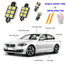 BMW E46 SEDAN Coupe M3 FULL LED Interior Lights 20pcs SMD Bulbs White Error Free