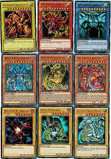 Sacred Beasts 9 Set: Slifer SKy, Obelisk, Winged + Uria Raviel Hamon + Blue-Eyes