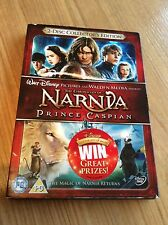 Chronicles of Narnia Prince Caspian DVD. 2 disc collectors edition.