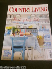 COUNTRY LIVING - SALVAGE STYLE - MARCH 2012