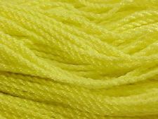 10 Neon Yellow Pro Poly Yo Yo Strings From The YoYo Factory 100% Polyester Type6