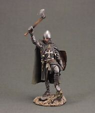 Toy tin soldiers 54mm.Middle Ages. Knight.