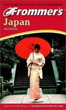 Frommer's Japan (Frommer's Complete Guides)