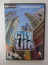 City life (PC juegos, 2006, DVD-box)