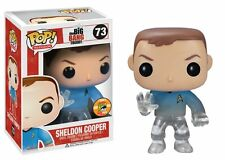 Funko POP! Television: The Big Bang Theory - Sheldon Cooper SDCC 2013 Figure